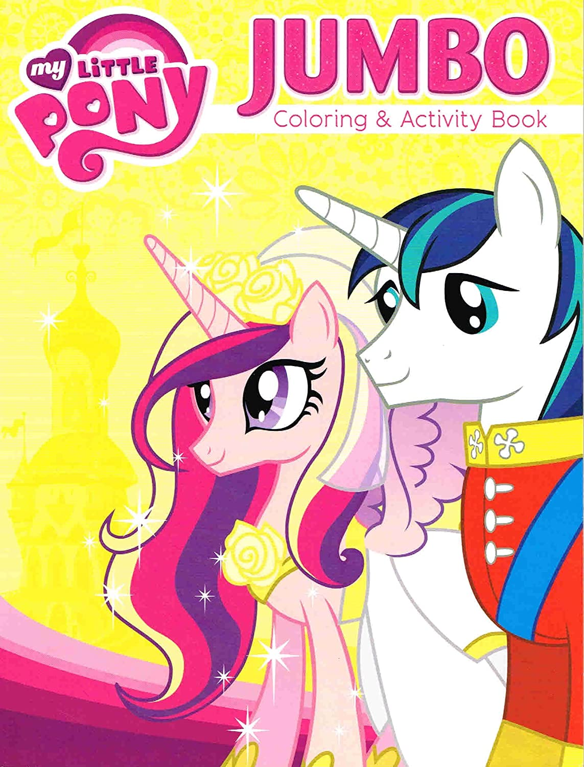 My Little Pony® Coloring and Activity Book