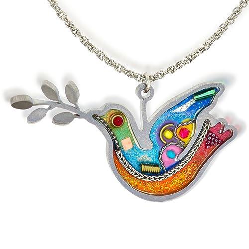 dove necklace
