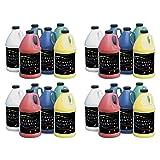 Chroma Acrylic Essential Set, 1/2 Gallon Jugs, Assorted Primary Colors, Set of 6 (F?ur ???k) (Tamaño: F?ur ???k)