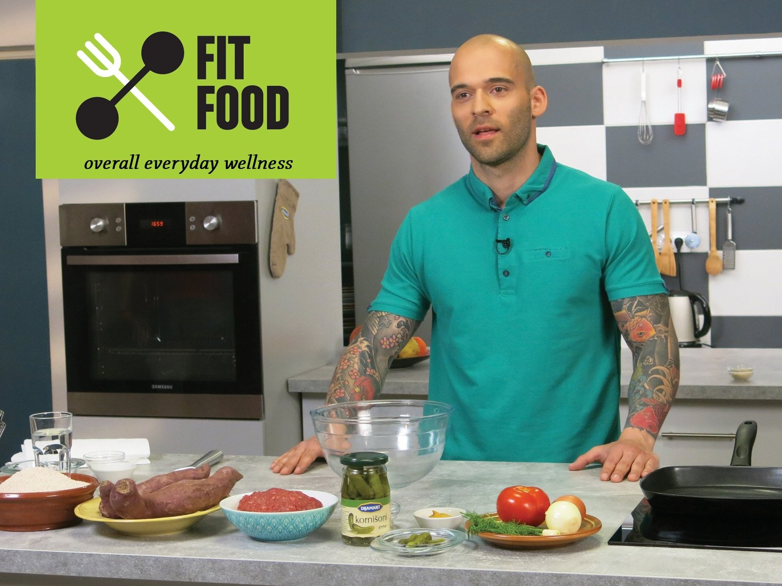 Fit Food on Amazon Prime Video UK