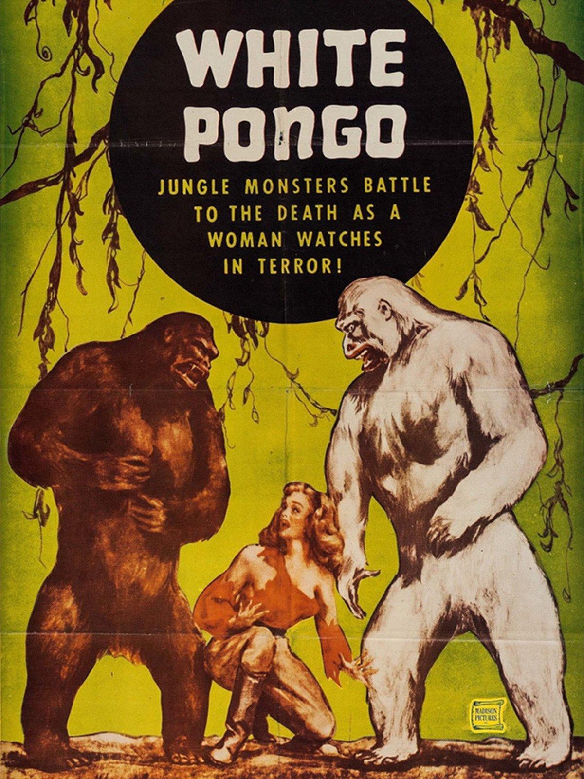 White Pongo on Amazon Prime Instant Video UK