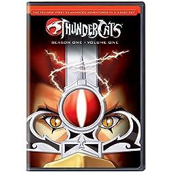 Thundercats: S1 V1 (RPKG/DVD)