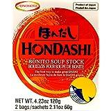 (2 Packs) Ajinomoto - Hon Dashi Bonito Soup Stock 4.23 oz.