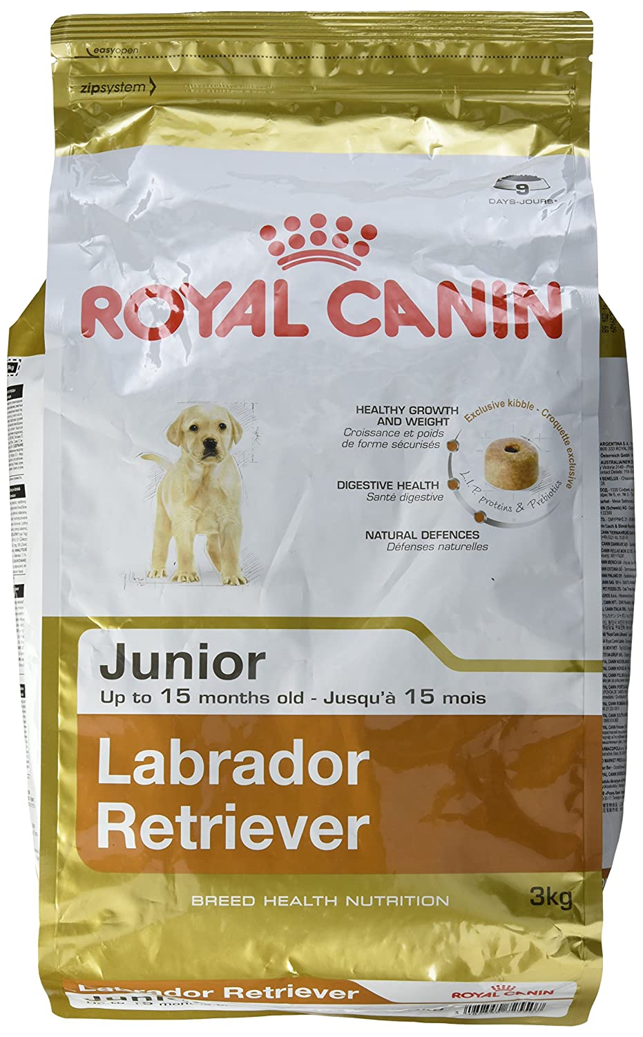 Buy Royal Canin Labrador Junior, 3 Kg Online At Low Prices In India   Amazon