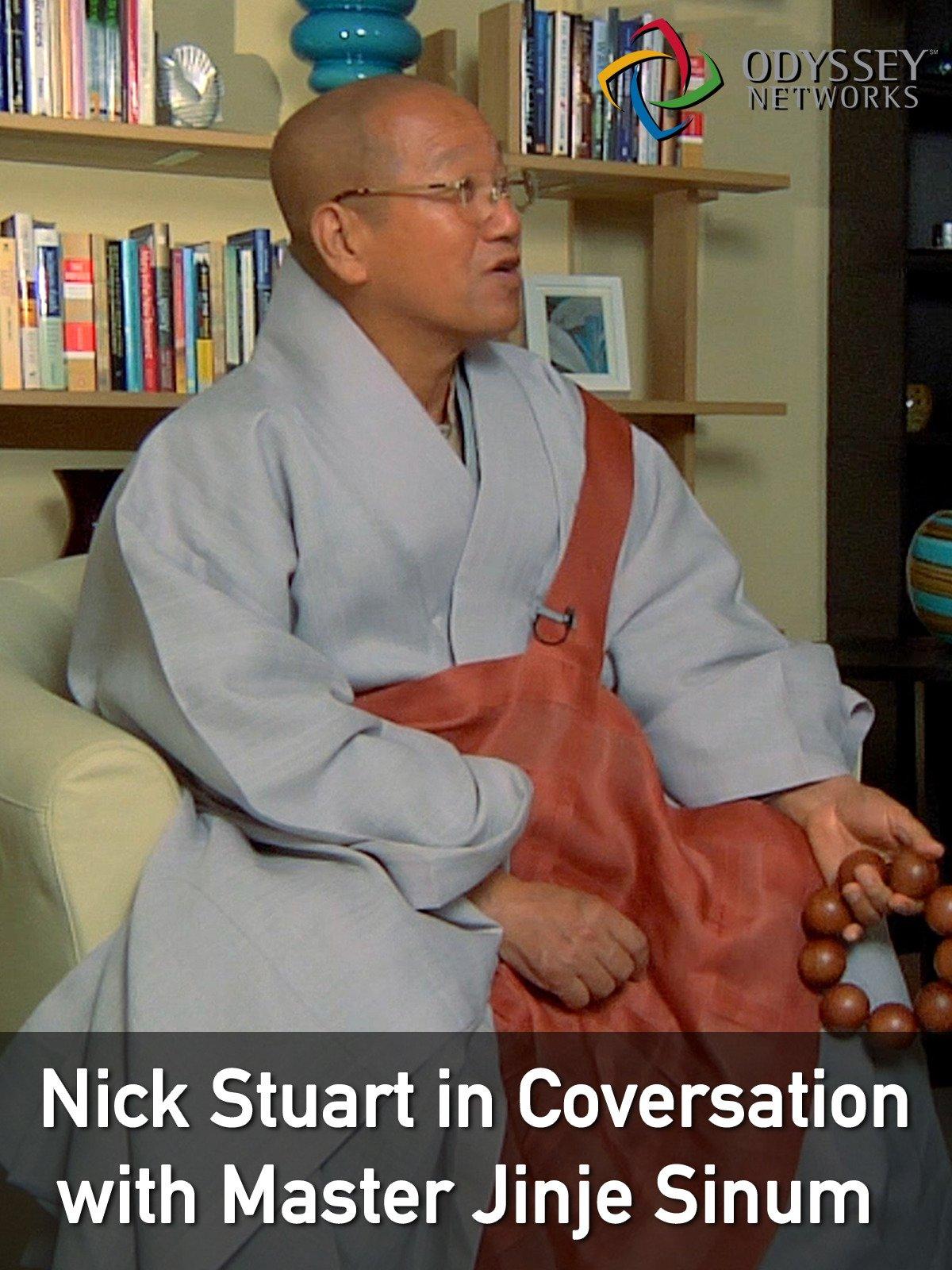 Clip: Nick Stuart in Conversation with Master Jinje Sunim