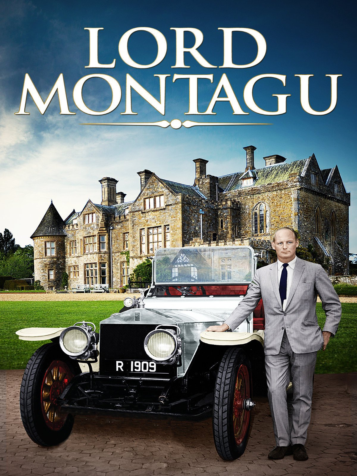 Lord Montagu on Amazon Prime Video UK