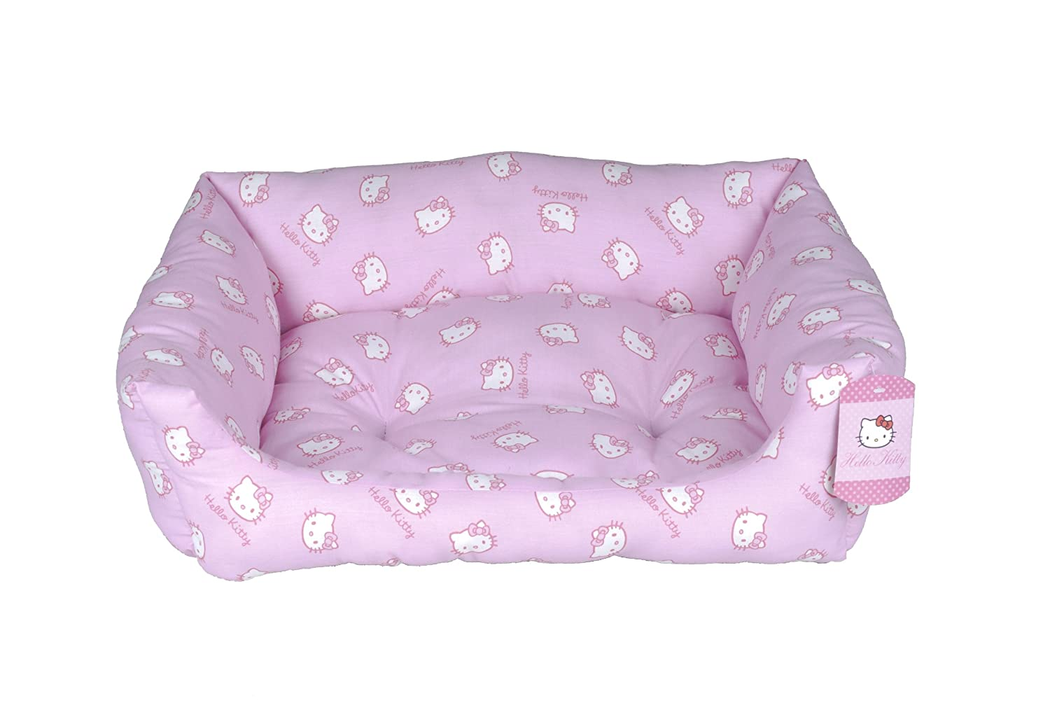 P3Sync Hello Kitty Pink Faces Domino Pet Bed [Misc.] at Sears.com