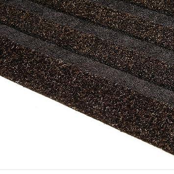 tapis d 39 entr e casa pura pura powerclean marron antid rapant hyper absorbant. Black Bedroom Furniture Sets. Home Design Ideas