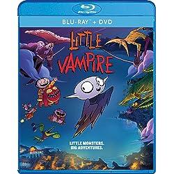 LITTLE VAMPIRE [Blu-ray]