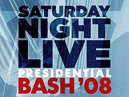 Saturday Night Live - Presidential Bash 2008