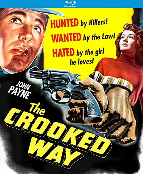 The Crooked Way (1949) [Blu-ray]
