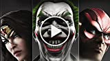 CGR Trailers - INJUSTICE: GODS AMONG US Launch Trailer