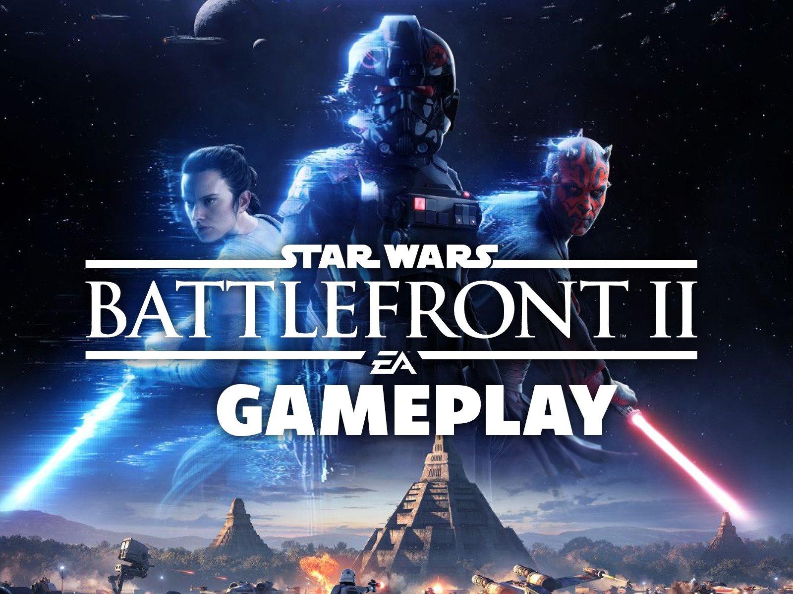 Clip: Star Wars Battlefront 2 Gameplay - Season 1