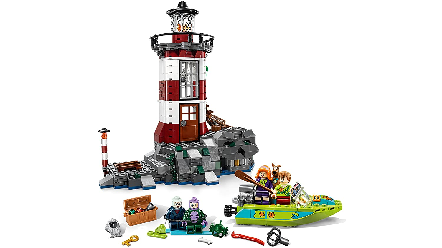 LEGO Scooby-Doo Haunted Lighthouse 75903 Review