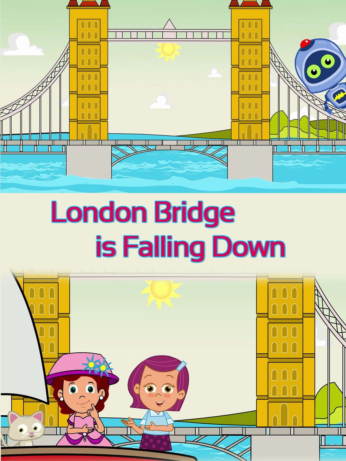 London Bridge is Falling down on Amazon Prime Video UK