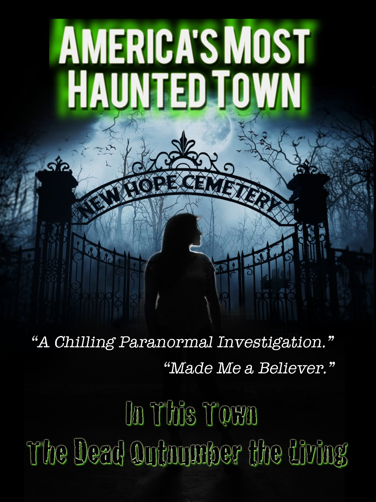 America's Most Haunted Town on Amazon Prime Video UK
