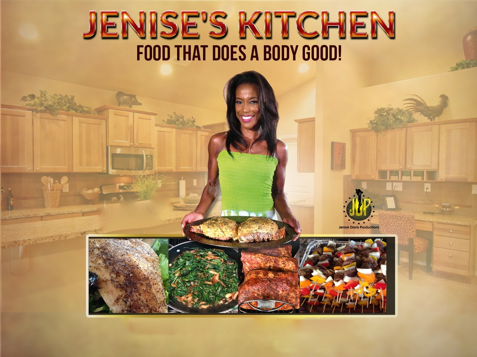 Jenise's Kitchen - Season 2