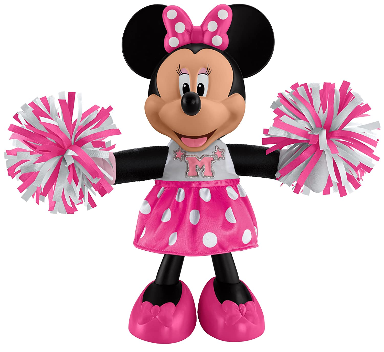 Bowtique Cheerin Minnie Mouse