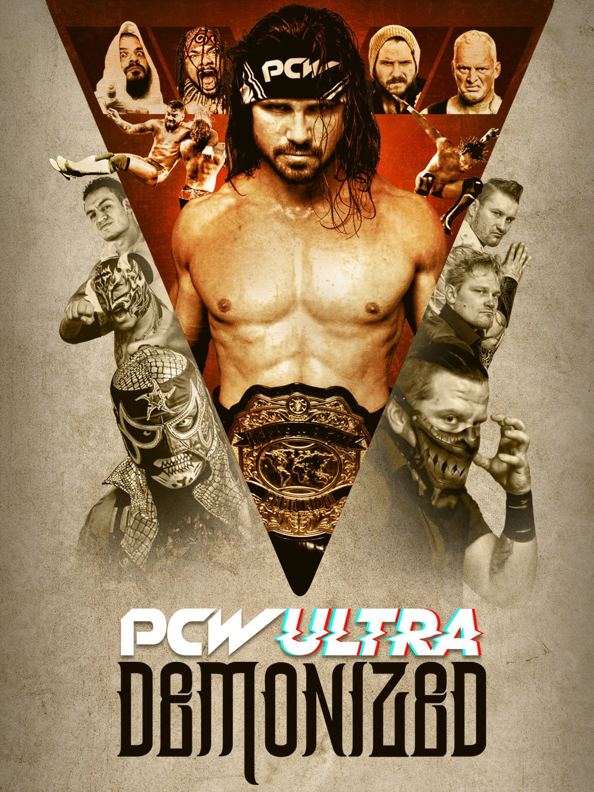 PCW Ultra Demonized