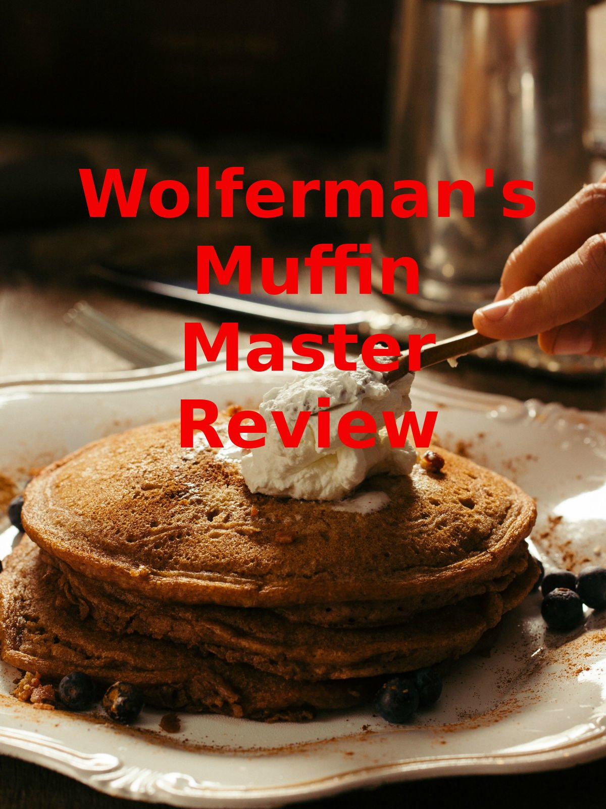 Review: Wolferman's Muffin Master Review on Amazon Prime Video UK