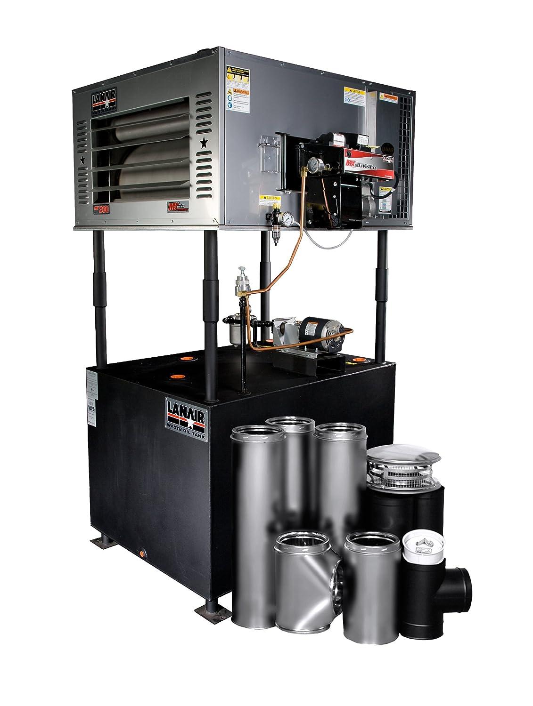 Waste Oil Heater Australia Lanair mx 150 Waste Oil Heater