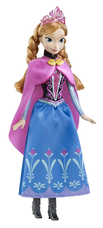 Disney's Frozen DVD $19 99, Frozen mp3 $6 99 and Anna Doll $12 99