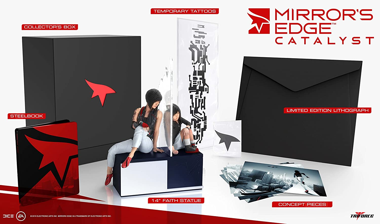 Mirror's Edge: Catalyst Collector's Edition