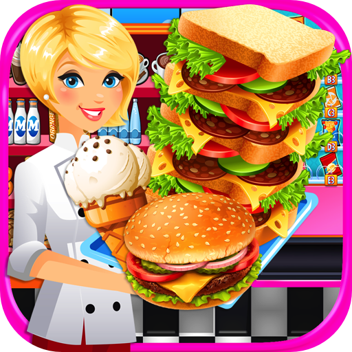 School Lunch Cafeteria Food - Kids Cooking Games FREE (Ice Cream Cake Food compare prices)