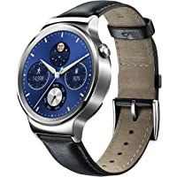 Huawei W1 Classic Smartwatch with Leather Strap