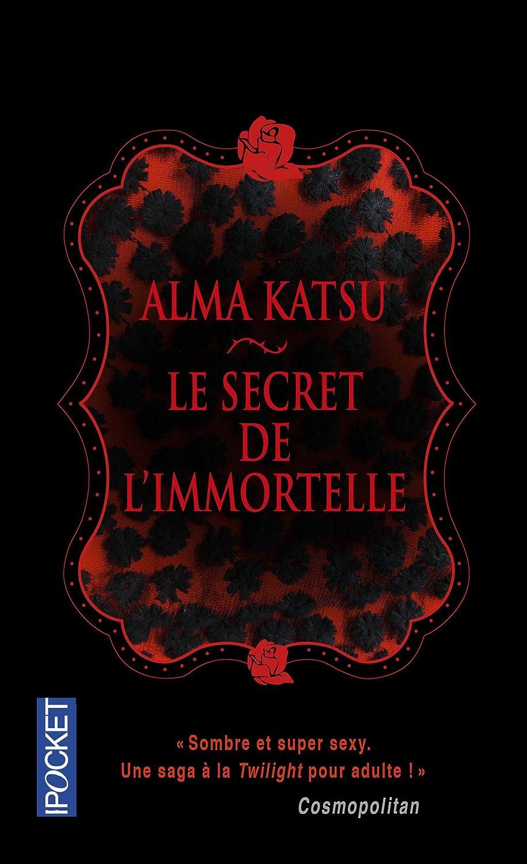 Immortelle, Tome 1 : Le Secret de l'Immortelle 81faTRjKA0L._SL1500_
