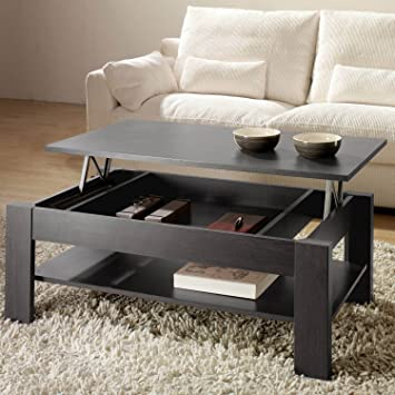 Table basse relevable amazon