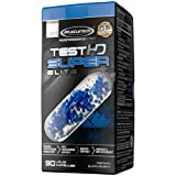 MuscleTech Test HD Super Elite Capsules, 90 Count