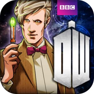 Doctor Who: Legacy (Kindle Tablet Edition) by Tiny Rebel Games LLC