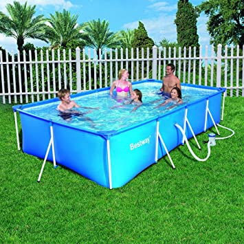 Piscine hors sol amazon for Piscine hors sol tubulaire amazon