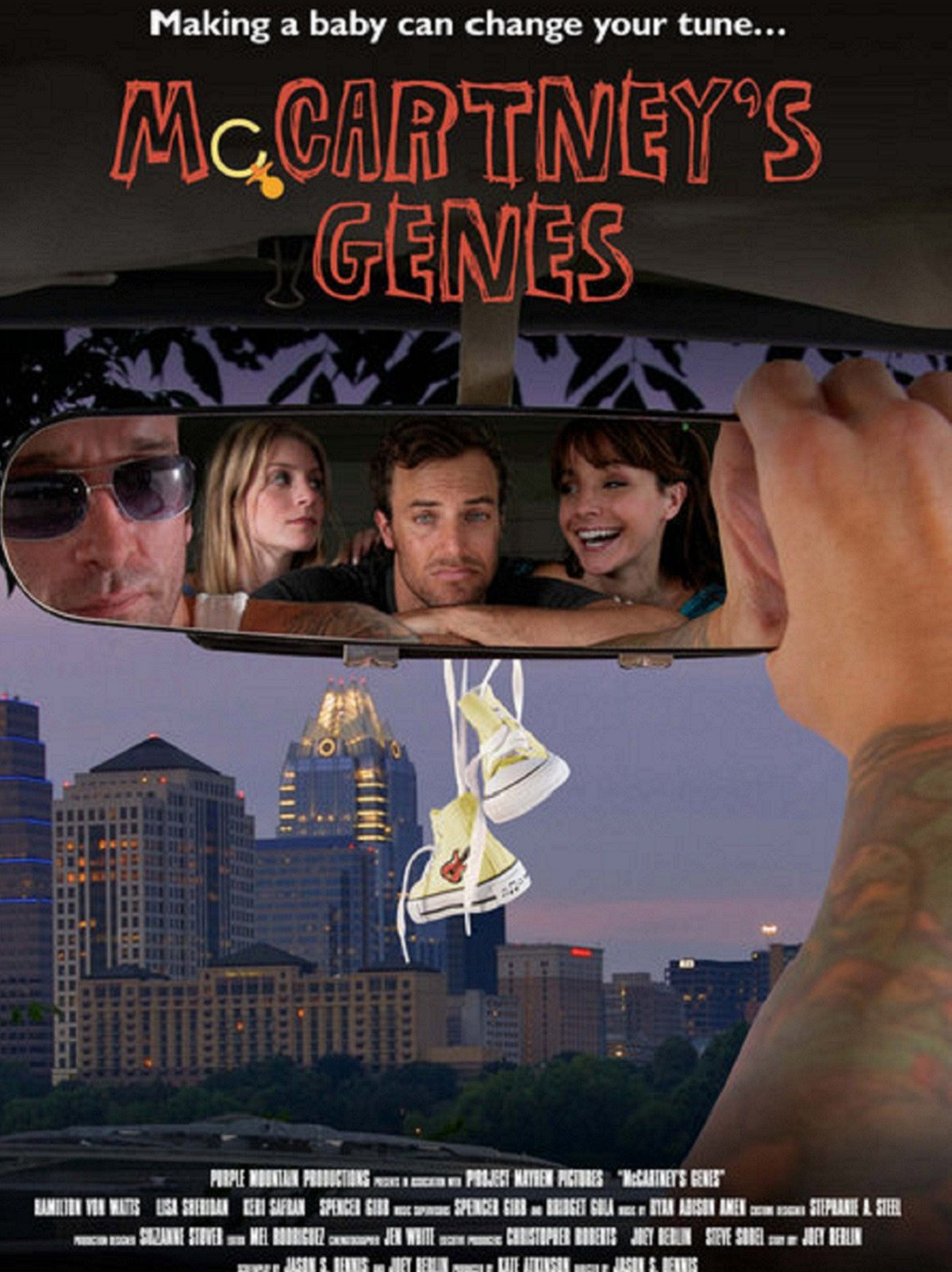McCartney's Genes on Amazon Prime Video UK