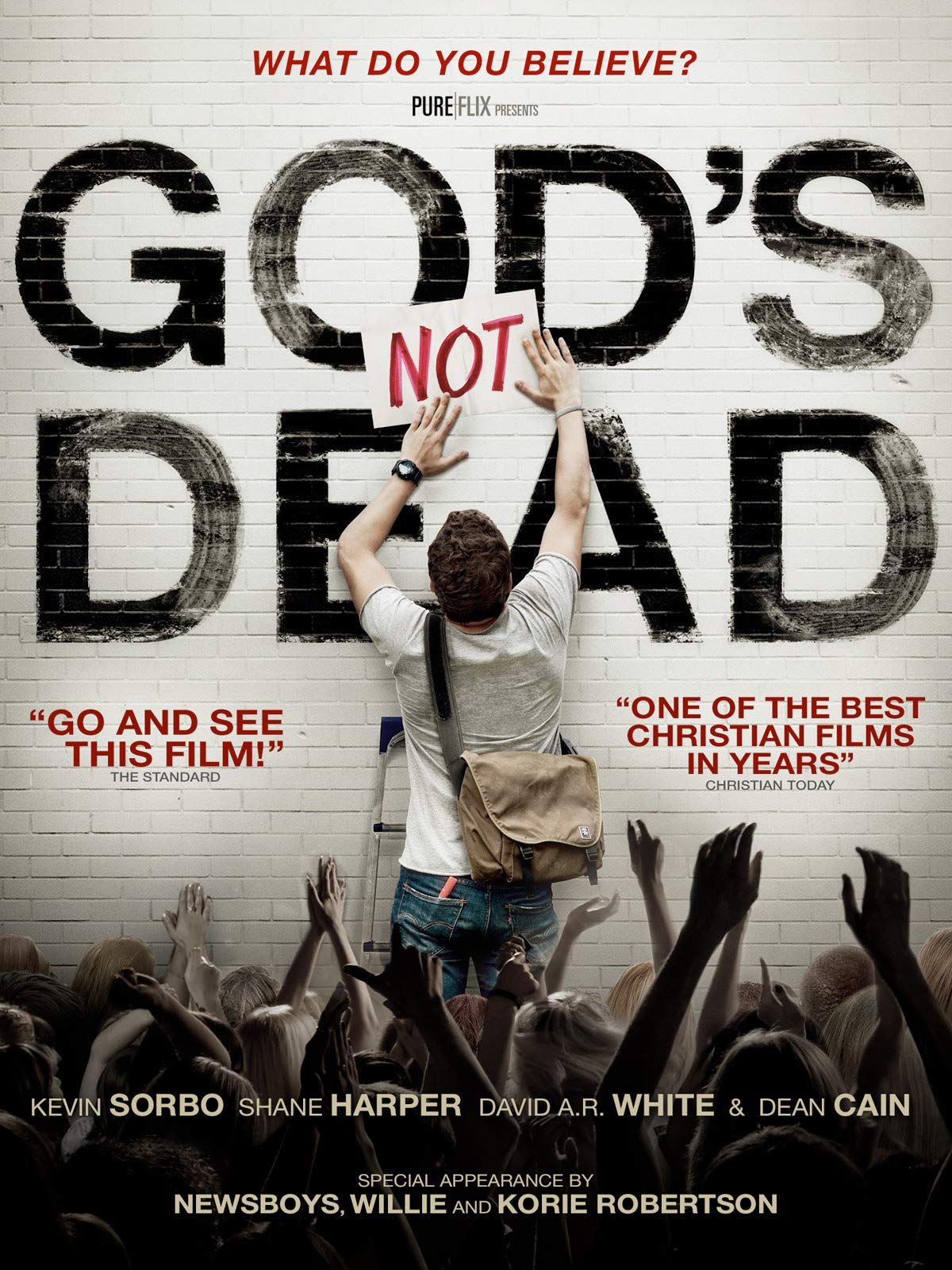 God's Not Dead on Amazon Prime Instant Video UK