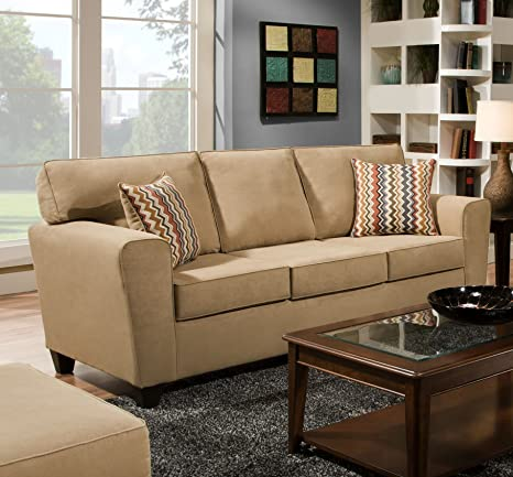 Beaumont Sofa with Pillows