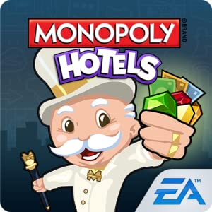MONOPOLY Hotels (Kindle Tablet Edition) by Electronic Arts Inc.