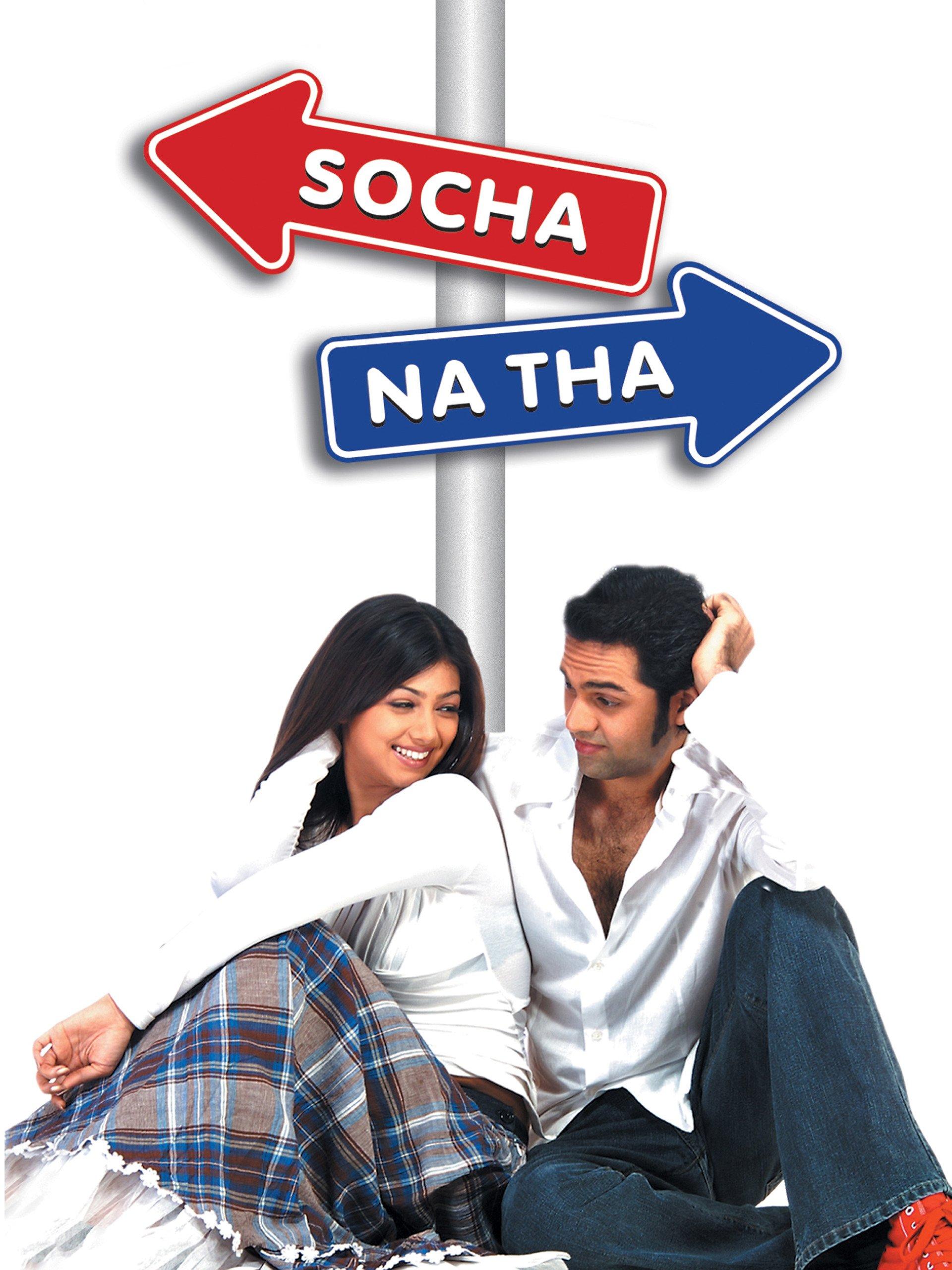 Socha Na Tha on Amazon Prime Instant Video UK