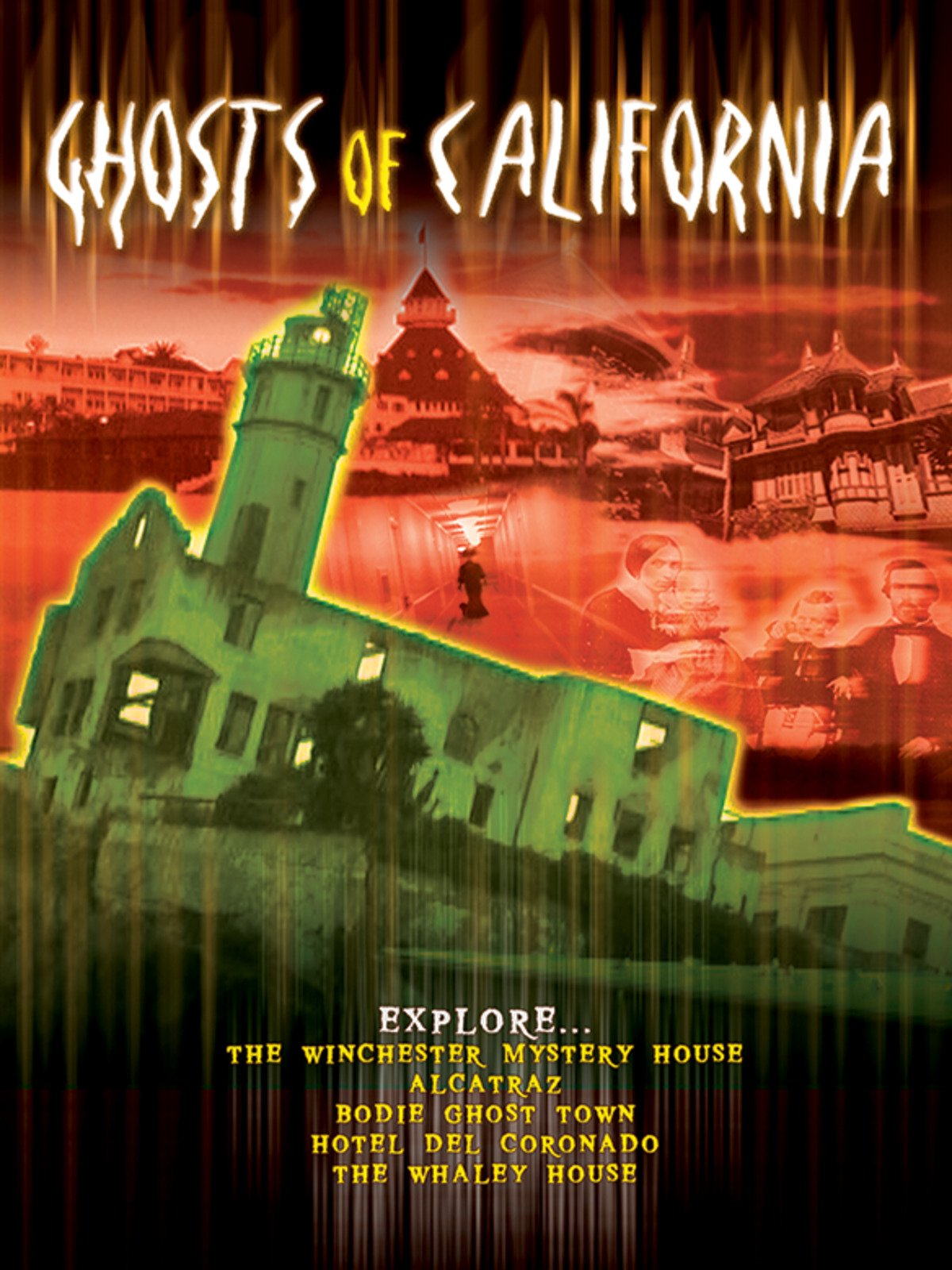 Ghosts of California on Amazon Prime Instant Video UK