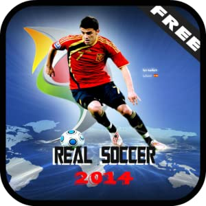 Real Soccer 2014 by Chow Kok Hoong