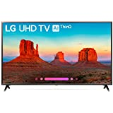 LG Electronics 65UK6300PUE 65-Inch 4K Ultra HD Smart TV (2018 Model) (Color: Brown, Tamaño: 65-inch)