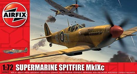 Airfix - A02065 - Construction et Maquettes - Bâtiment - Supermarine Spitfire MkIXc