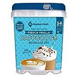 Member's Mark Vanilla Cappuccino Mix, 3 Pound (Color: Blue, Tamaño: 3 lbs)