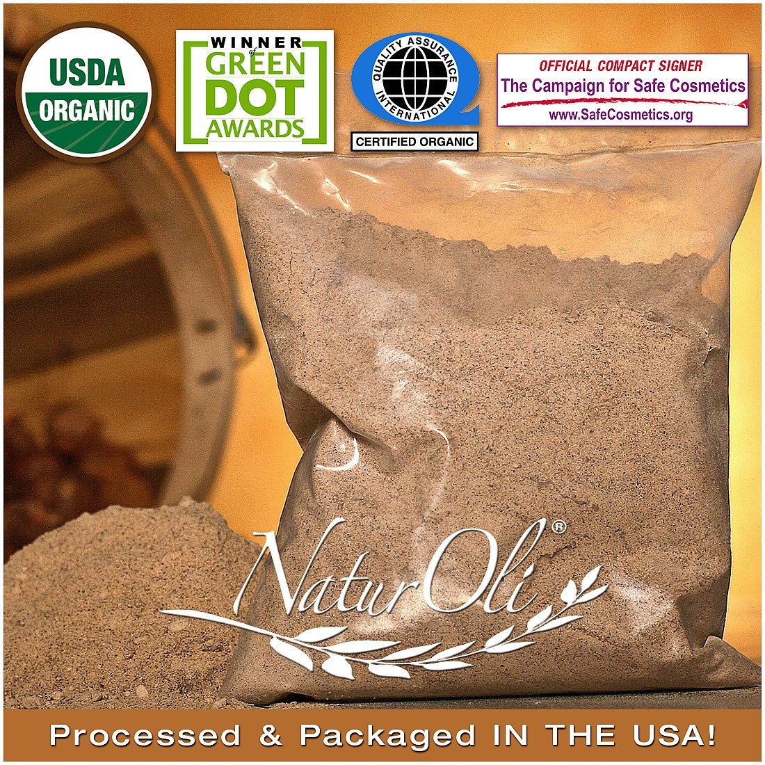 eco friendly hair products - NaturOli USDA Organic Laundry Soap