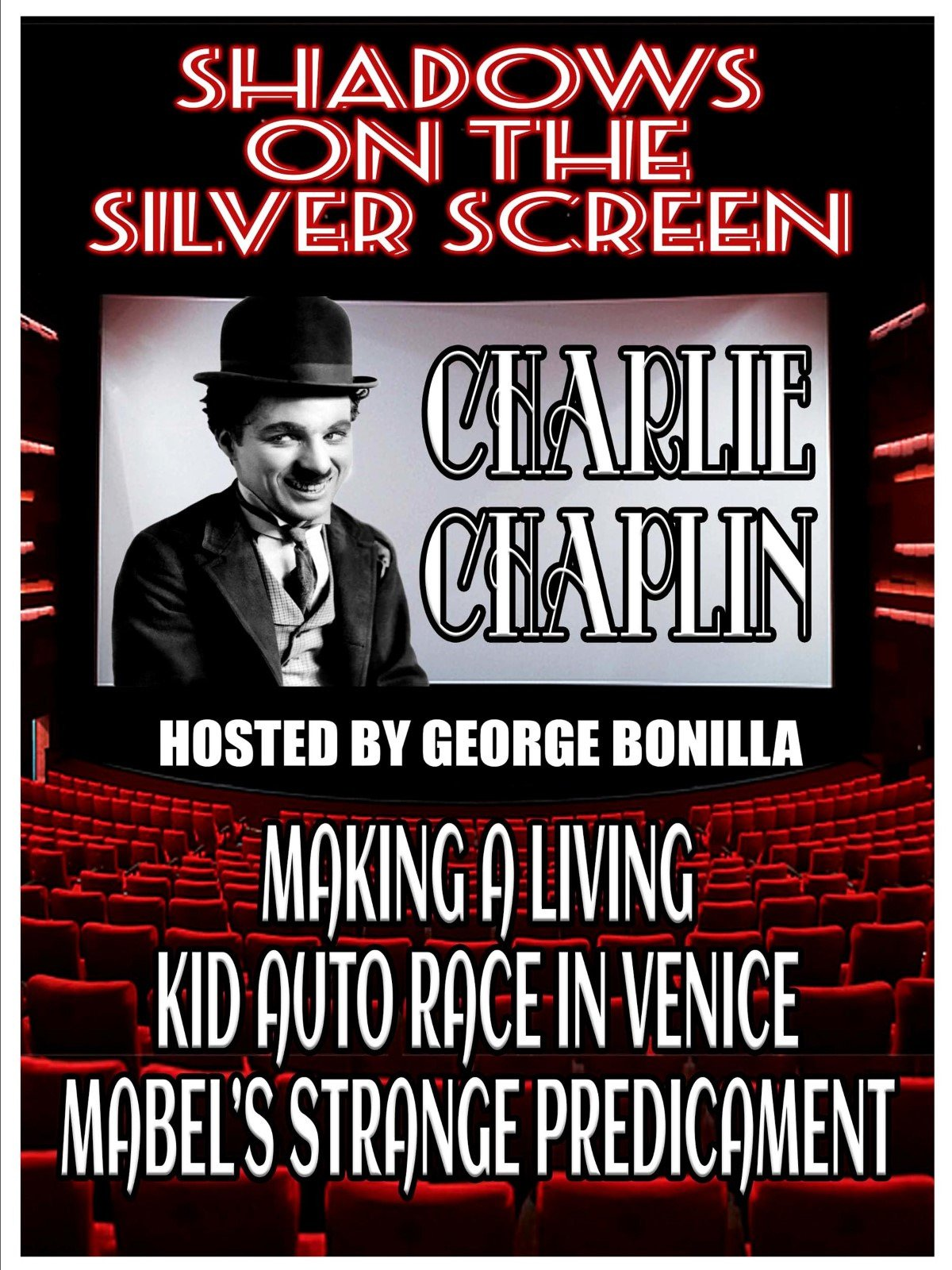 Shadows on the Silver Screen: Charlie Chaplin on Amazon Prime Video UK