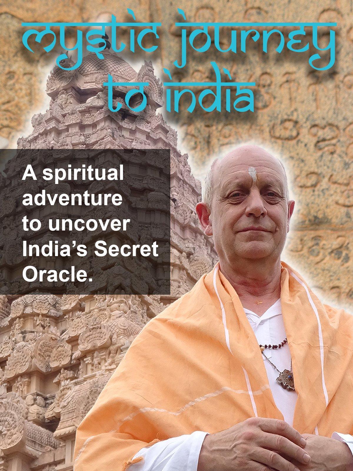 Mystic Journey to India on Amazon Prime Video UK