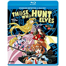 Those Who Hunt Elves [Blu-ray]