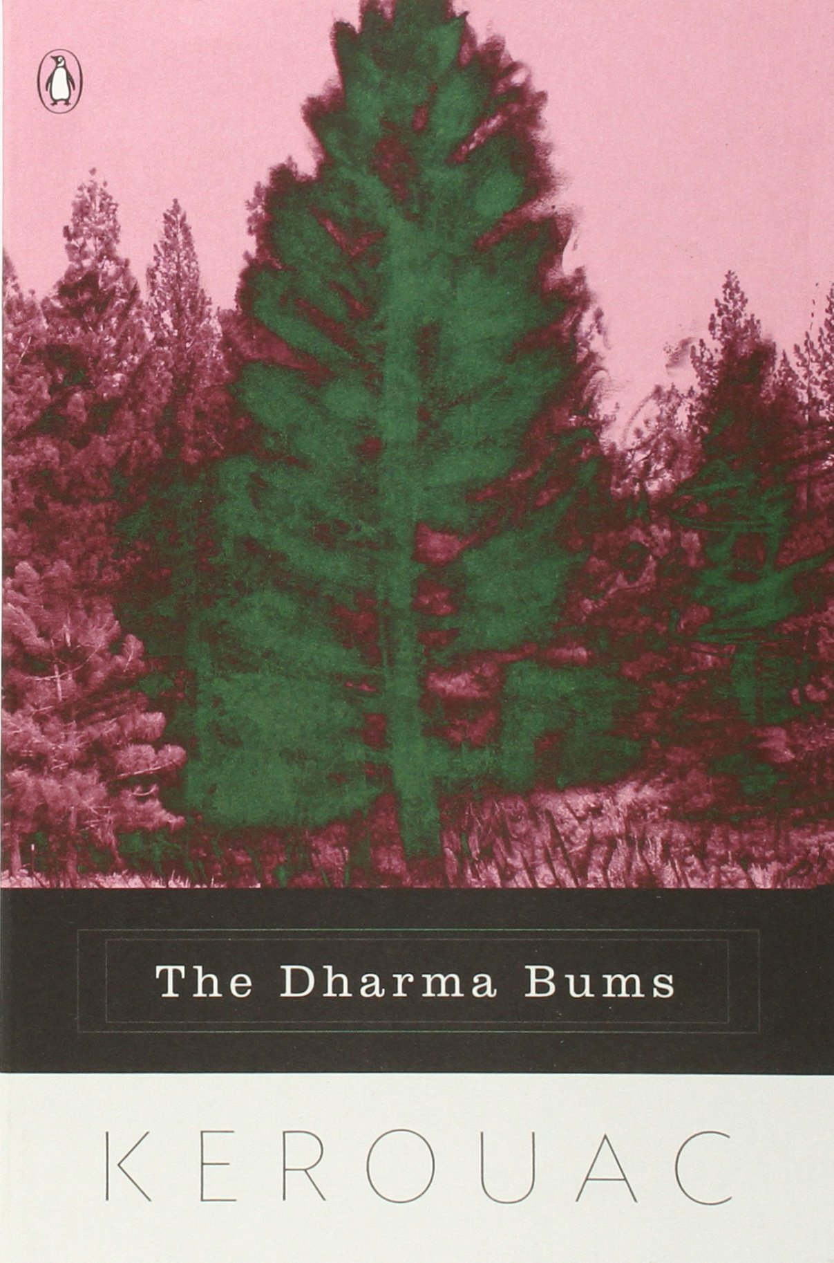 The Dharma Bums ISBN-13 9780140042528