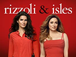 'Rizzoli & Isles: Season 6' from the web at 'http://ecx.images-amazon.com/images/I/81fi1kVdzfL._UY200_RI_UY200_.jpg'